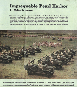 Impregnable Pearl Harbor
