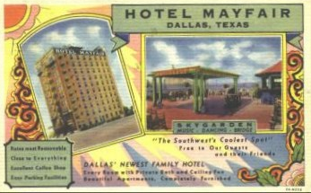 Hotel Mayfair, Dallas, Texas