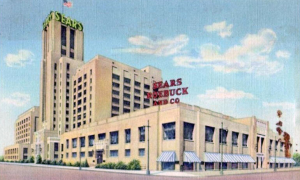 Sears Store Minneapolis