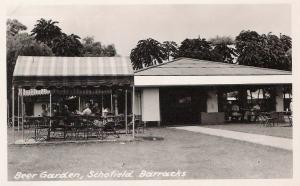 Beer Garden Schofield Barracks