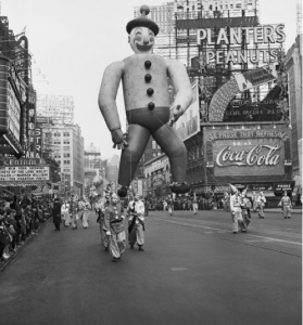Macy's Thanksgiving Day Parade 1941