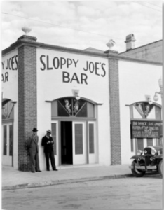 Sloppy Joes Bar, Key West