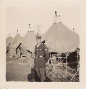 Beany at Camp