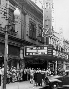 The Ritz Theater, Columbia, SC