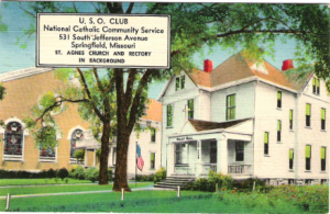 USO Club Springfield, Missouri
