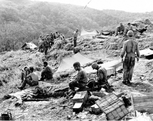 25th Infantry on Guadalcanal