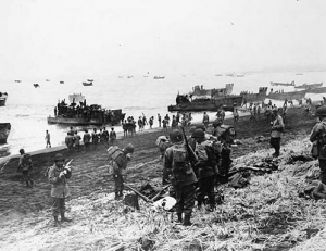 Attack on Attu, May 1943