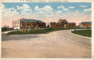 Veterans Hospital, Fort Snelling