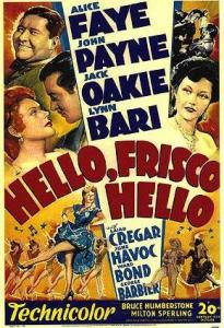 Hello, Frisco, Hello 1943
