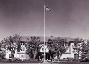 Letterman Hospital, Presidio, San Francisco