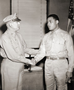 Joe Louis In The Army