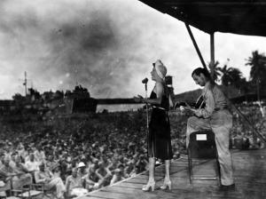 Pacific USO Show 1944