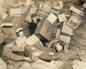 Packages From Home WWII
