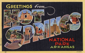 In 1944, The Army Took Over Hotels In Hot Springs, Arkansas