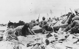 Battle For Tarawa