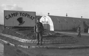 Camp Tophat, Antwerp, Belgium