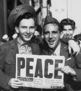 VJ Day, August 14th, 1945
