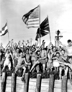 POWs Released From Japan